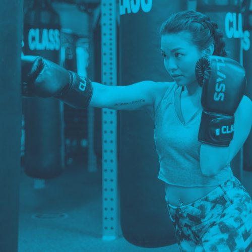 CLASS UFC GYM Marketing Thumbnail 1080x720px